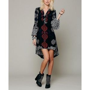Free People Peacemaker Dress Size Large